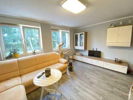 Eine geräumige 4-Zimmer-Wohnung mitten im idyllischen Eisenhüttenstadt