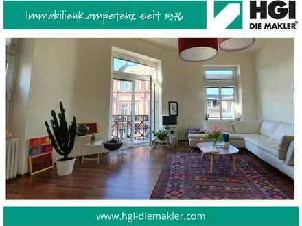 Schöne 5-Zimmer-Altbauwohnung im Herzen von Bad Homburg v. d. Höhe