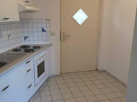 Stilvolle, gepflegte 1,5-Zimmer-EG-Wohnung mit Balkon und EBK in Wolfegg