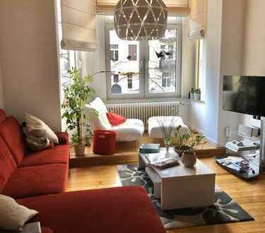 Charmante 5 Zimmer Eigentumswohnung im beliebten Rheingauviertel