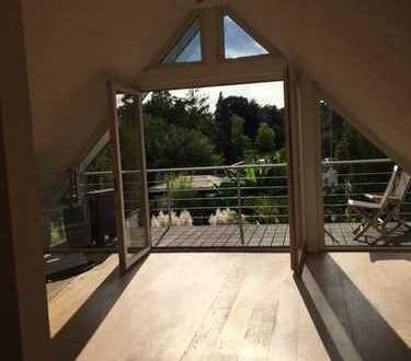 Exklusive 3-Zimmer-Maisonette-Wohnung mit Süd-West Balkon und EBK in Köln-Merheim