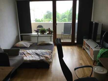 Schöne 1-Zimmer-Wohnung mit Balkon und Einbauküche in Heidelberg-Handschuhsheim