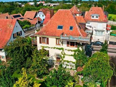 BRUMANI | Charmantes Dreifamilienhaus mit großem Garten - ideal für Kapitalanleger und Eigennutzer