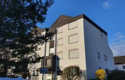 HEUSENSTAMM: Tolle Dachwohnung ohne Schrägen - mit Balkon
