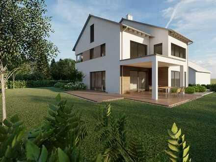1.000 qm Bauplatz in Remlingen m. blickdichten Hecken eingerahmt ideal für Ihr Traumhaus!