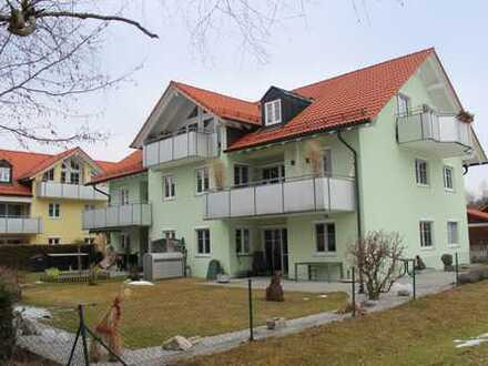 3-Zi.-Dachgeschoß-Wohnung: ruhig am Ortsrand von Penzberg und trotzdem zentrumsnah