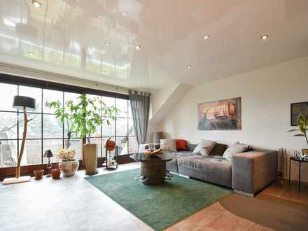 Traumhafte Eigentumswohnung mit Kamin