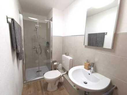 Erstbezug nach Sanierung mit Einbauküche und Balkon: attraktive 1,5-Zimmer-Wohnung in Offenburg