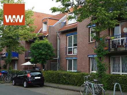 Appartement im Zentrum  von Münster-Hiltrup!