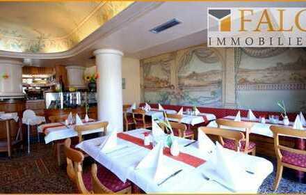 Renommiertes Restaurant + 8 Wohneinheiten! -Ideal für Gastronomen und Kapitalanleger-
