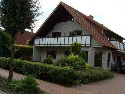 Gepflegte 5-Zimmer-Dachgeschosswohnung mit 2 Balkon und Garten in Visbek