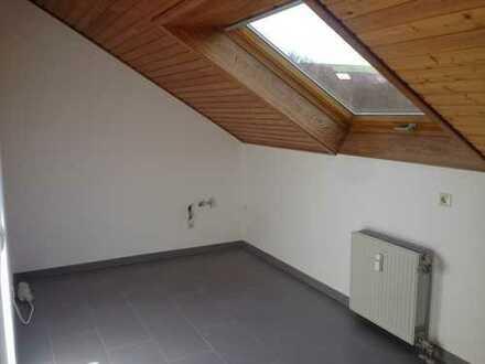 2-Zimmer-Wohnung mit sonniger Dachterrasse