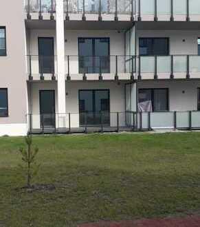 Wohnen in Warnemünde! Exklusive 2-Raum-Wohnung, Neubau 2016