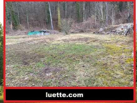 Grundstück, ca. 6.300 m², in schöner ruhiger Waldrandlage