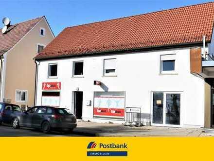 ***Kapitalanlage***Wohn und Geschäftshaus in Vöhringen***