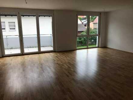 Stilvolle, großzügige 3-Zimmer-Wohnung mit Südbalkon