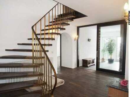 Top renovierte Maisonettwohnung in erstklassiger Aussichtslage von Öpfingen