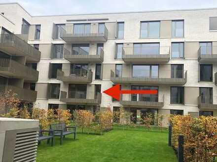 Erstbezug mit Einbauküche und Balkon: attraktive 3-Zimmer-Wohnung in Speyer