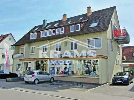 Attraktives Renditeobjekt! Zwei Ladeneinheiten in bester Verkehrslage von Derendingen!
