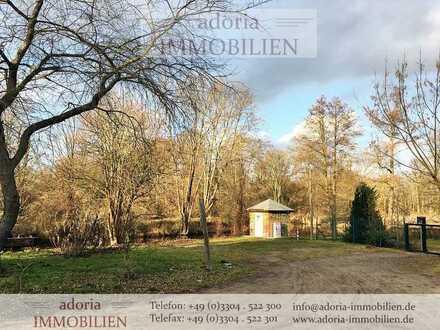 ★ Bebautes Grundstück am Kanal mit Erweiterungspotential und MFH ★ Mieteinnahmen ★ Oranienburg ★