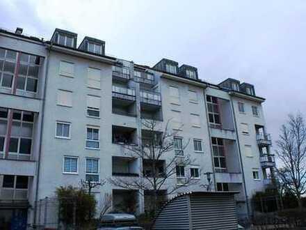 - Kapitalanlage in Karlsruher Stadtteillage -  vermietete 2 Zimmer Dachgeschosseinheit