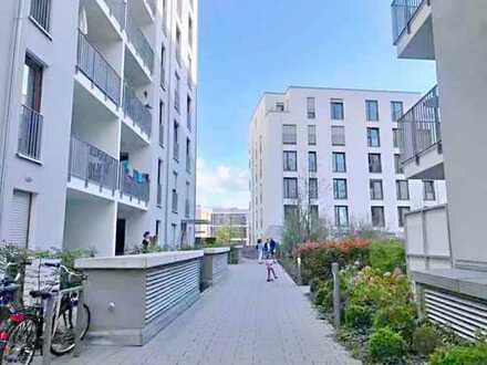 Großzügige 4-Zimmer-Wohnung am Rebstockpark
