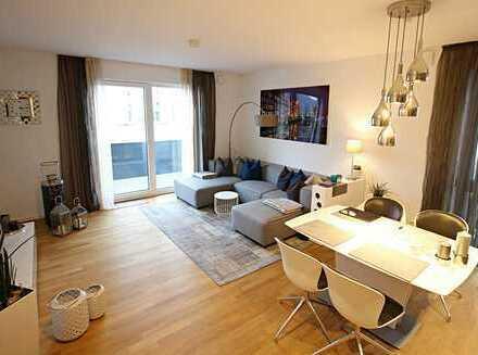 Neuwertig & Exklusiv! Freiwerdende 3-Zimmer-Wohnung mit Balkon und TG-Stellplatz in Sinzing