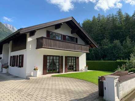 Traum-Wohnung in den Bergen - möbliert als Zweitwohnsitz