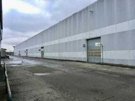Logistik Portfolio, Lagerhallen und Bürofläche ! Vermietet ! Entwicklungspotenzial !