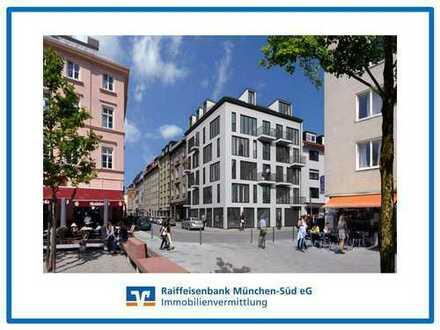 """""""Carl Rottmann"""" - helle Etagenwohnung mit 2 Balkonen"""