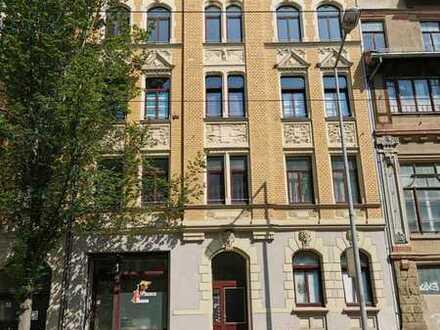 Mehrfamilienhaus im Stadtteil Westend