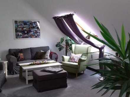3-Zimmerwohnung (Dachgeschoss) Dortmunder Innenstadt Nord, Citynah