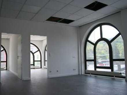 Moderne Büro-/Praxisflächen mit Ausblick - Fußgängerzone am Bahnhof