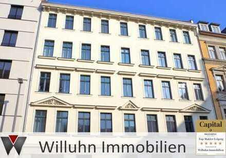 Südvorstadt, Lift, Balkon und wertstabil