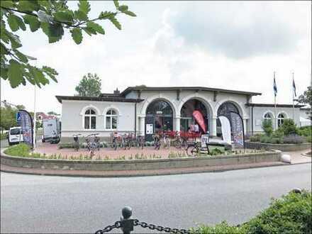 Norderney: Gewerbefläche in Zentrumslage