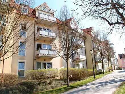 2-Zimmer Wohnung im Betreuten Wohnen Carolinum