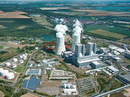 Industriegrundstück in Böhlen-Lippendorf