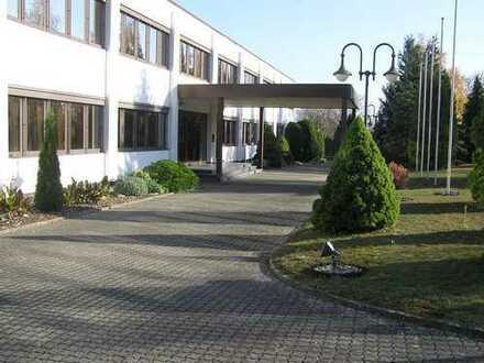 Walluf: Firmensitz /Besondere Immobilie mit Potenzial im Gewerbegebiet