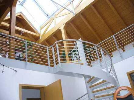 Maisonette-Dachgeschoss in top City-Lage * sehr hell * Südterrasse * barrierefrei