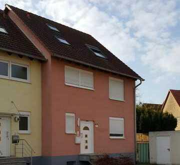 Schönes, geräumiges Haus mit sechs Zimmern in Rastatt