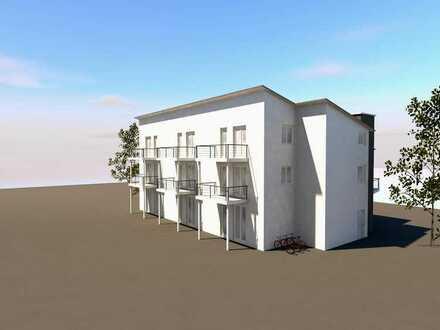 Erstbezug: schöne 3,5-Zimmer-Wohnung mit EBK und Balkon in Hochdorf