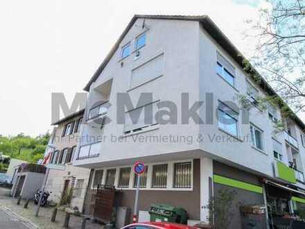 Ideale Kapitalanlage: Vermietetes, gepflegtes 1-Zi.-Apartment in grüner Wohnlage nahe Zentrum