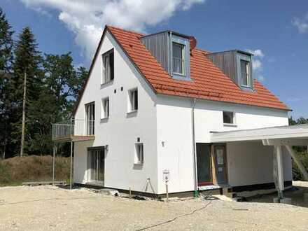 ERSTBEZUG: Modernes ökologisches Einfamilienhaus in bester Wohnlage mit herrlichem Seeblick