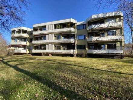 Komplett renoviert - zwei schöne Balkone - Idealer Grundriss - Nähe Kuhsee und Lech - ruhige Lage