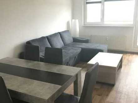 Möbelierte 3-Raum-Wohnung in ruhiger Lage in Pasewalk