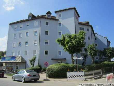 3-Zimmer-Wohnung mit Balkon in Weiden