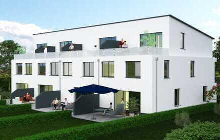 Der Traum vom Eigenheim - Reihenmittelhaus