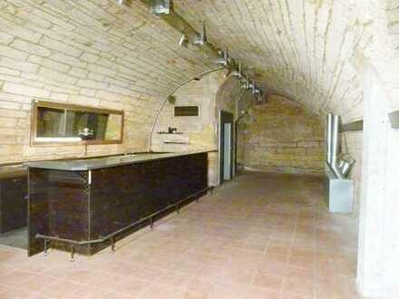 historisches Kellergewölbe - Kaufen statt Mieten