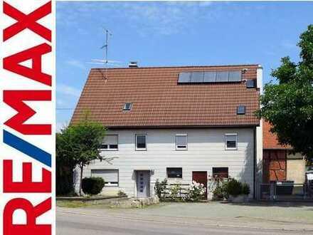 Viel Platz, viele Möglichkeiten - Ehemaliges Bauernhaus mit Scheune in Temmenhausen