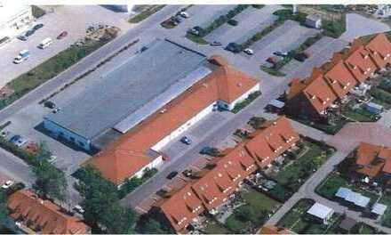 Einzelhandelsflächen bis 790 m² in kleinem Einkaufscenter Dessau-Roßlau